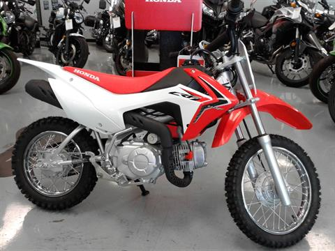 2018 Honda CRF110F in Orange, California