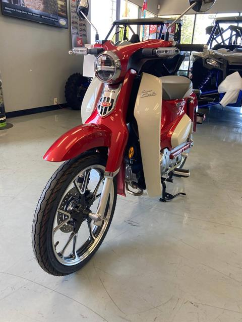 new 2021 honda super cub 125 | scooters in orange ca