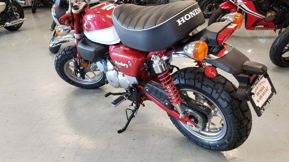 2021 Honda MONKEY in Orange, California - Photo 5