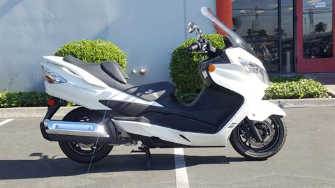 2012 Suzuki Burgman™ 400 ABS in Orange, California
