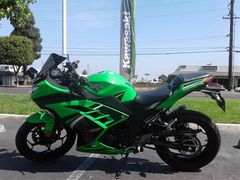 2014 Kawasaki NINJA 300 in Orange, California