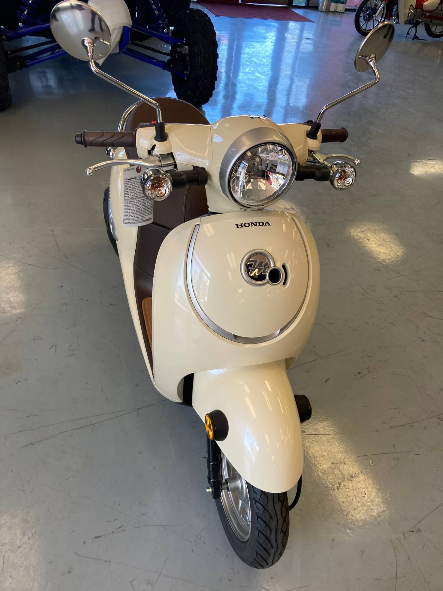 2019 Honda METROPOLITAN in Orange, California - Photo 3
