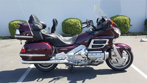 2008 Honda Gold Wing® Audio Comfort Navi ABS in Orange, California