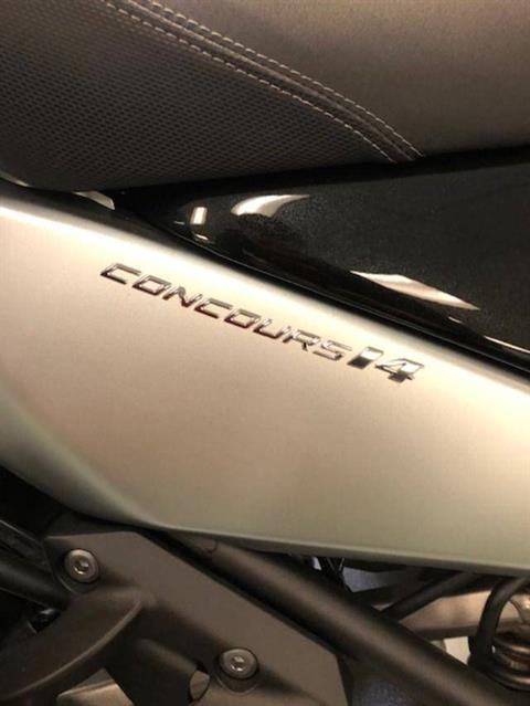 2020 Kawasaki CONCOURS 14 ABS in Orange, California - Photo 5