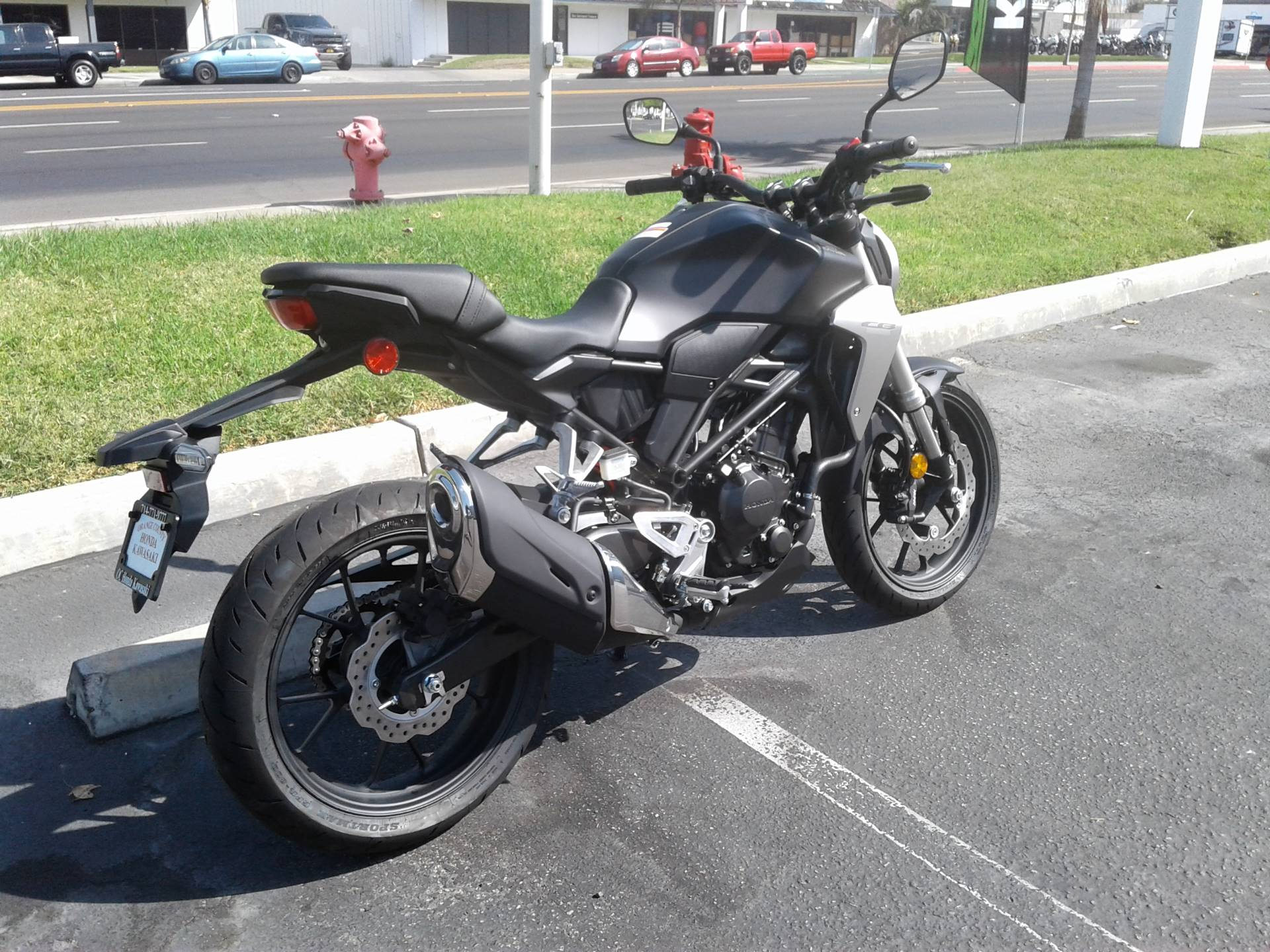 2019 Honda CB1000R in Orange, California