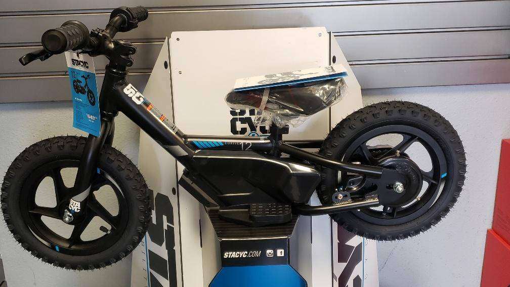 2021 STACYC ELECTRIC BIKE Brushless 16eDrive in Orange, California - Photo 3
