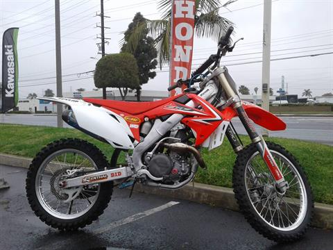 2012 Honda CRF450R in Orange, California