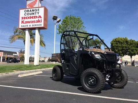 2021 Honda PIONEER 520 in Orange, California - Photo 1