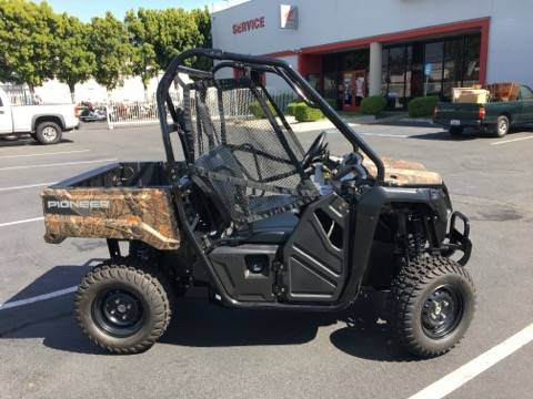 2021 Honda PIONEER 520 in Orange, California - Photo 3