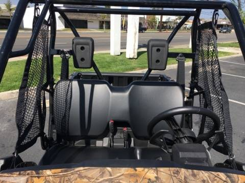 2021 Honda PIONEER 520 in Orange, California - Photo 5