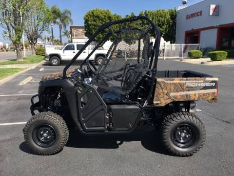 2021 Honda PIONEER 520 in Orange, California - Photo 6