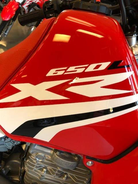 2019 Honda XR650 in Orange, California - Photo 4