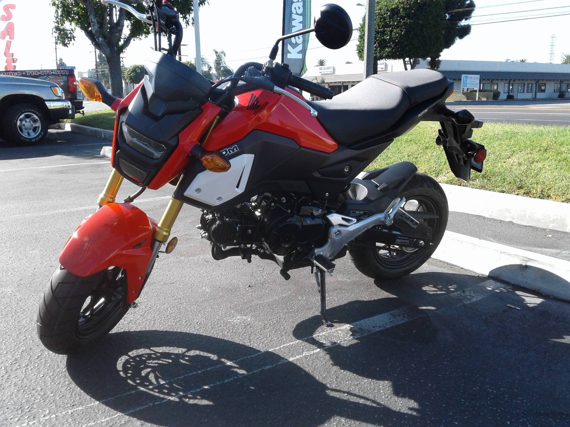 2019 Honda GROM in Orange, California