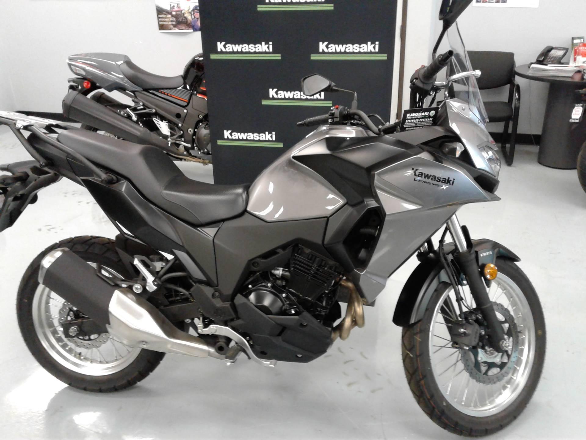 2017 Kawasaki Versys-X 300 ABS for sale 32721