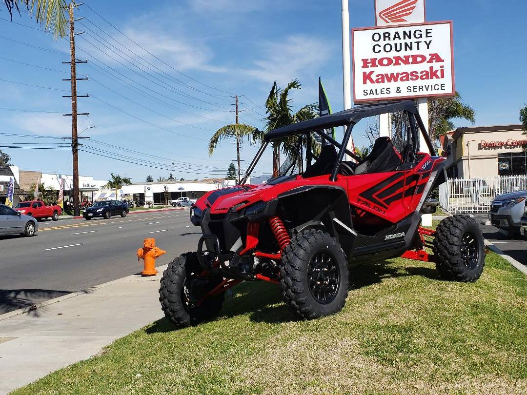 2019 Honda TALON R in Orange, California