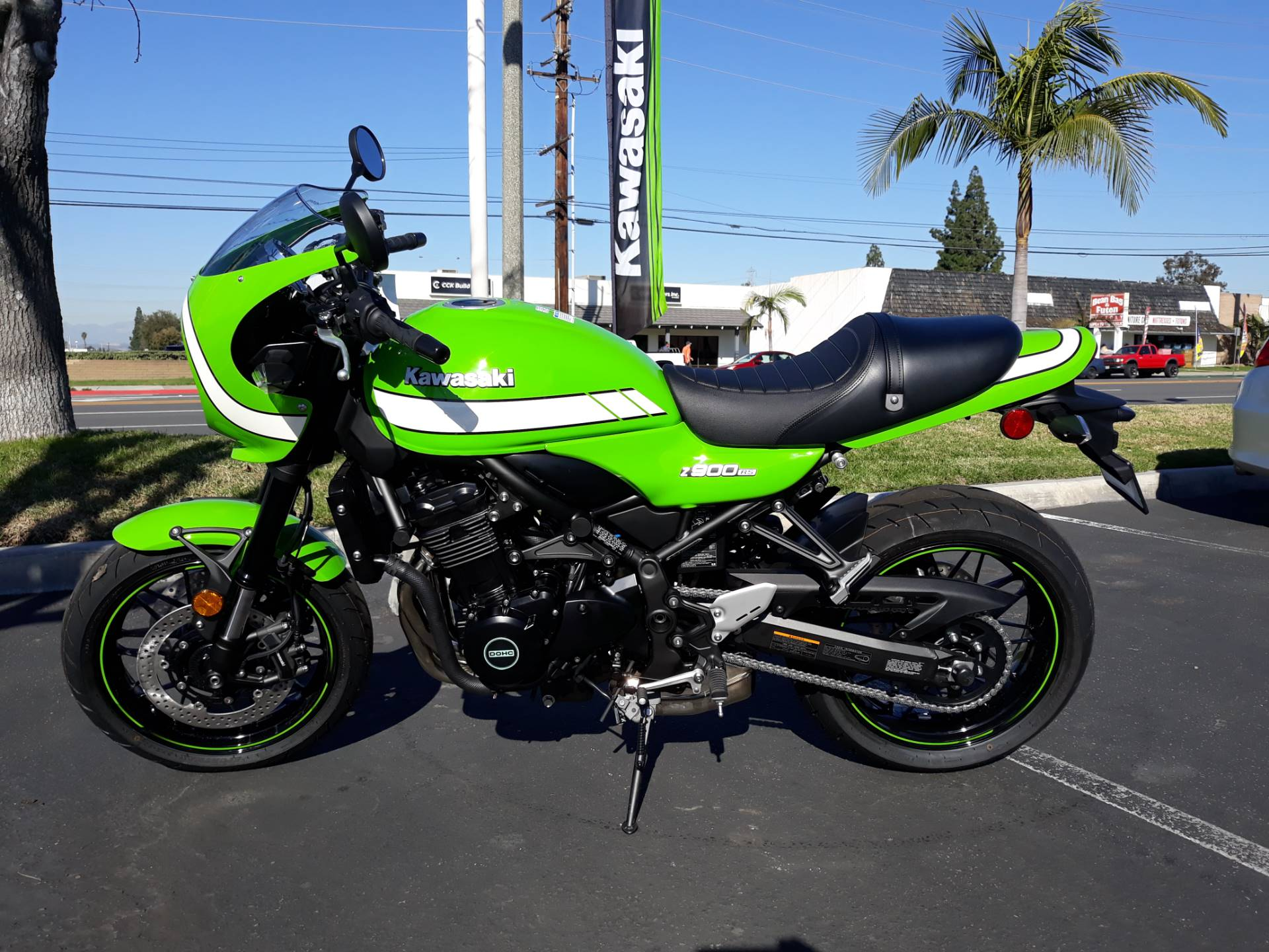 2018 Kawasaki Z900RS CAFE for sale 44553