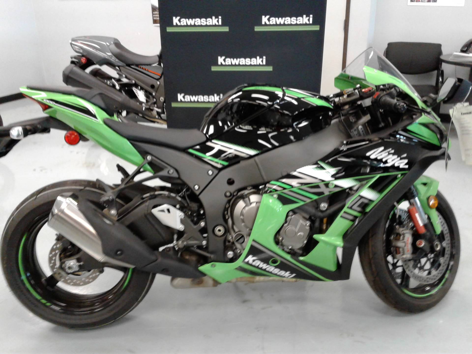 2016 Kawasaki Ninja ZX-10R ABS KRT Edition in Orange, California