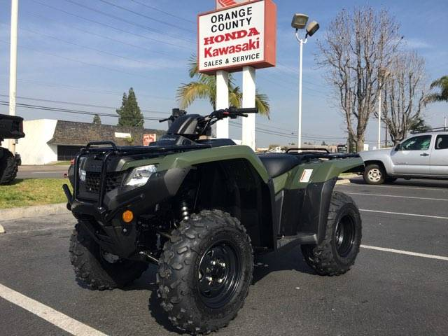 2021 Honda FOURTRAX RANCHER in Orange, California - Photo 1