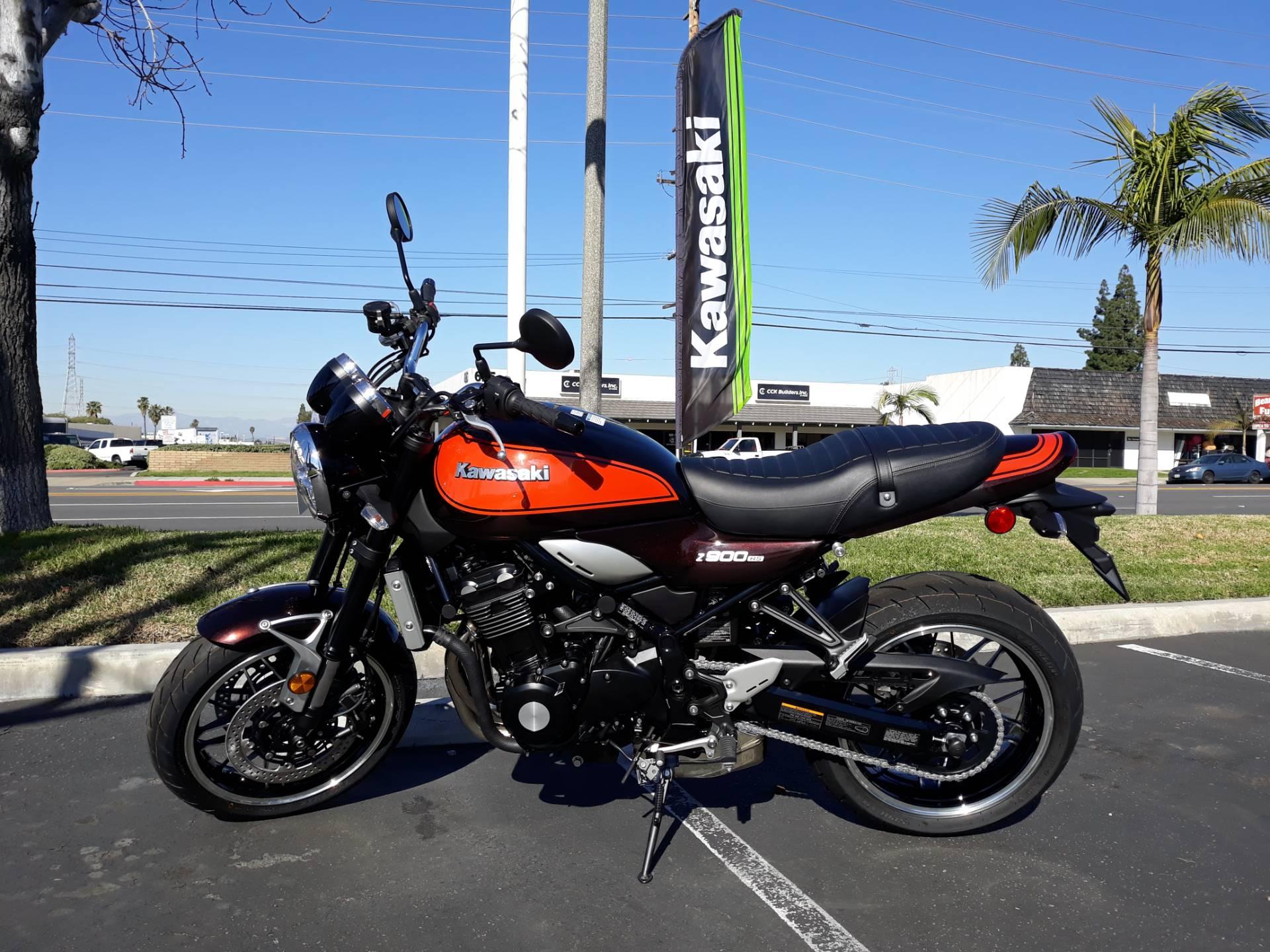 2018 Kawasaki Z900RS for sale 45221