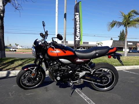 2018 Kawasaki Z900RS in Orange, California