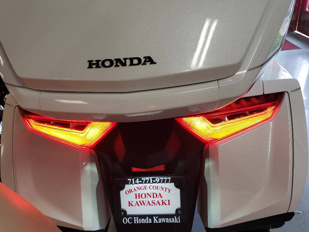 2020 Honda GOLD WING TOUR in Orange, California - Photo 3