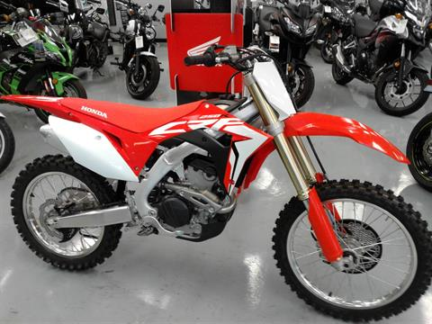 2018 Honda CRF250R in Orange, California