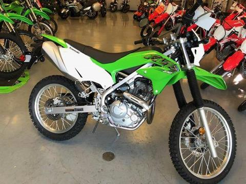2020 Kawasaki KLX230 in Orange, California - Photo 1