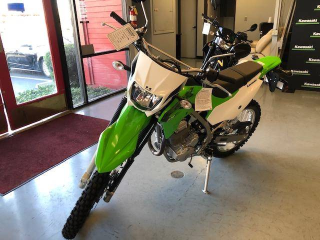 2020 Kawasaki KLX230 in Orange, California - Photo 2