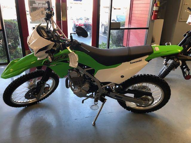 2020 Kawasaki KLX230 in Orange, California - Photo 3