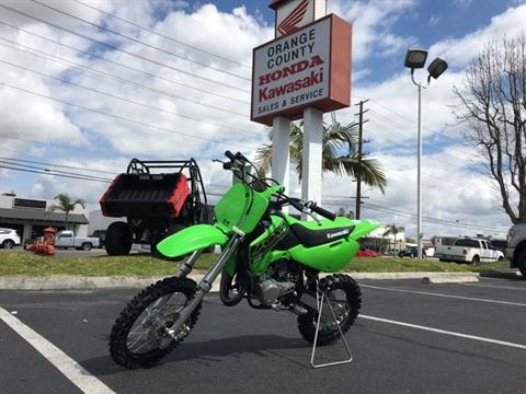 2021 Kawasaki KX65 in Orange, California - Photo 1