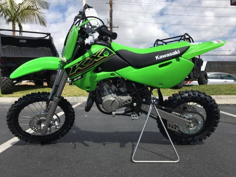 2021 Kawasaki KX65 in Orange, California - Photo 2