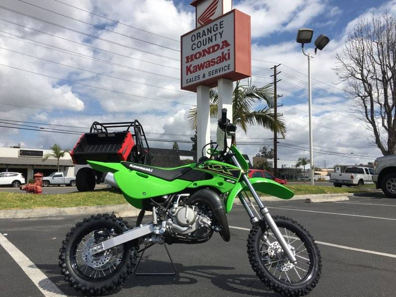 2021 Kawasaki KX65 in Orange, California - Photo 4