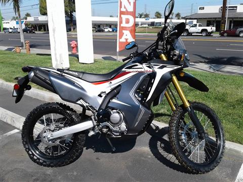 2018 Honda CRF250L RALLY ABS in Orange, California - Photo 2