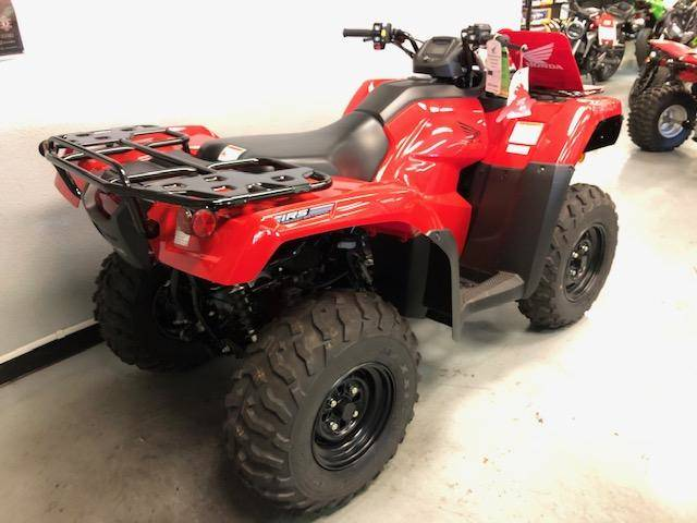 2020 Honda FourTrax Rancher 4x4 Automatic DCT IRS EPS in Orange, California - Photo 4