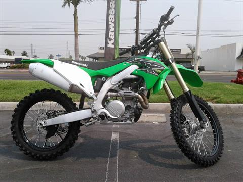 2019 Kawasaki KX450F in Orange, California