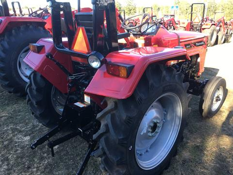 2016 Mahindra 4540 2WD in Saucier, Mississippi