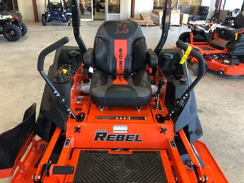 "2021 Bad Boy Mowers Rebel 54"" w/ FX850 Kawi in Saucier, Mississippi - Photo 2"