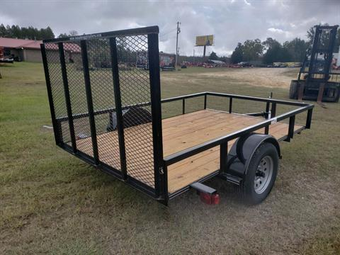 2019 Texas Bragg 6x10 LD with 4' Gate in Saucier, Mississippi
