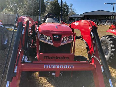2021 Mahindra 1635 Shuttle OS in Saucier, Mississippi - Photo 2