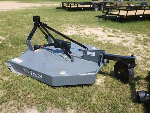 2021 Titan Implement 5' Rotary Cutter in Saucier, Mississippi - Photo 5