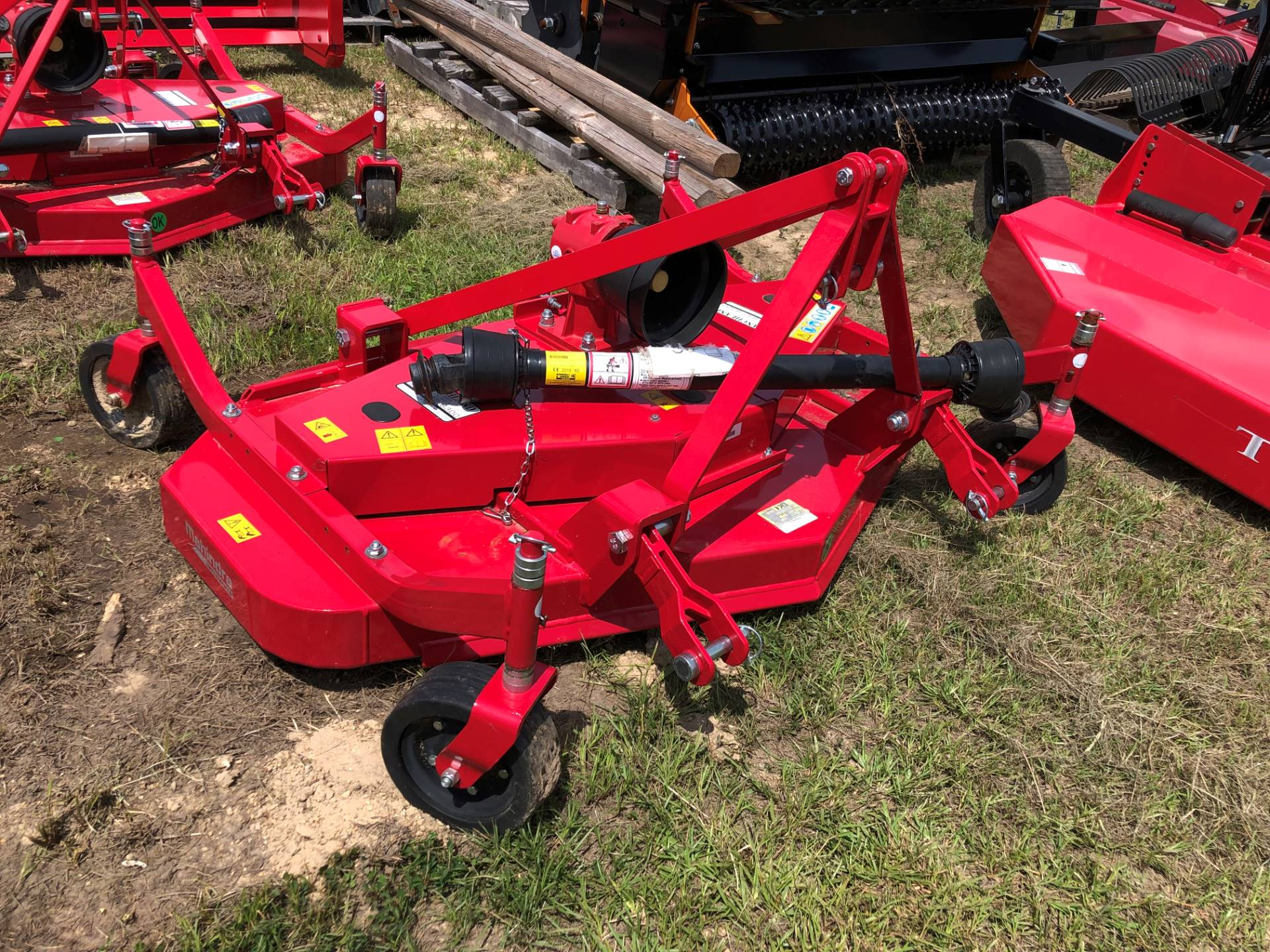 2019 Mahindra 5' Finish Mower - KFM60 in Saucier, Mississippi - Photo 1