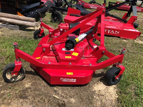 2019 Mahindra 5' Finish Mower - KFM60 in Saucier, Mississippi - Photo 2