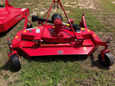 2019 Mahindra 5' Finish Mower - KFM60 in Saucier, Mississippi - Photo 3