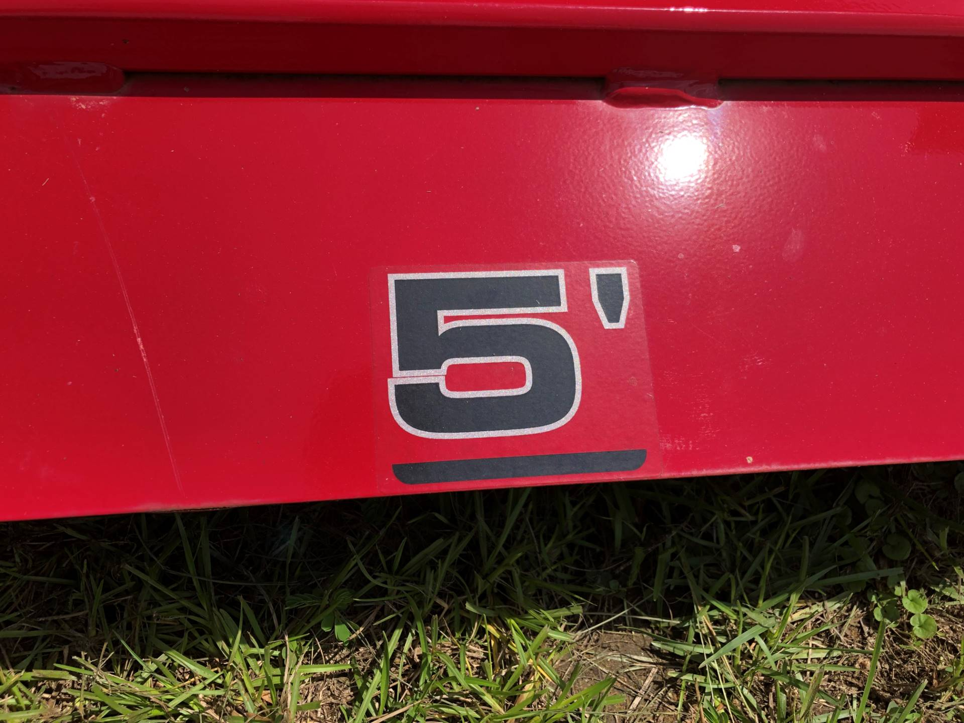 2019 Mahindra 5' Finish Mower - KFM60 in Saucier, Mississippi - Photo 4