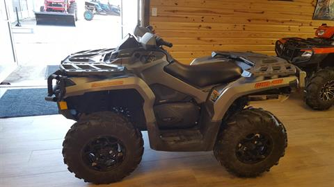 2015 Can-Am Outlander™ XT™ 800R in Saucier, Mississippi