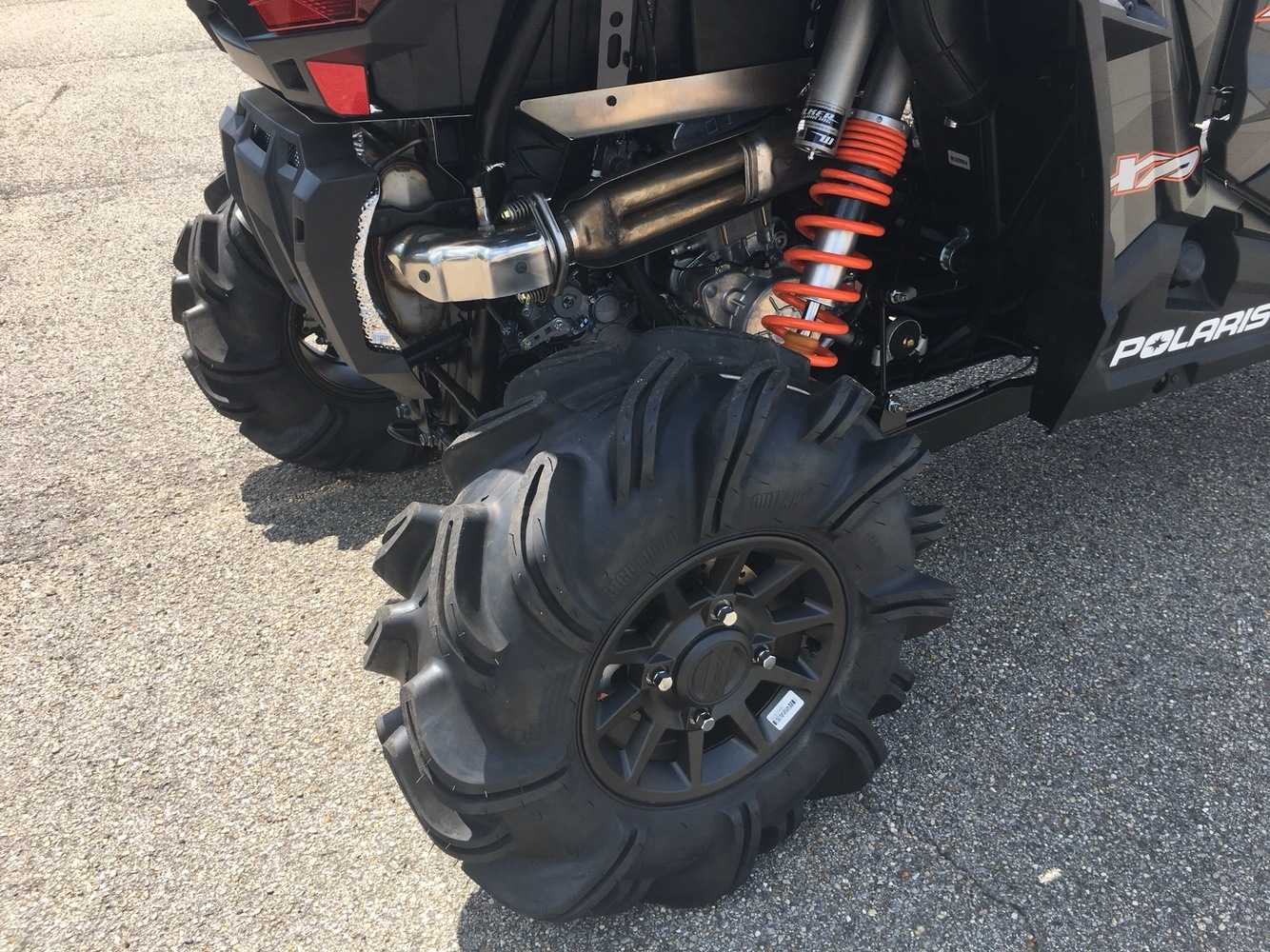 2018 Polaris RZR XP 1000 EPS High Lifter Edition in Saucier, Mississippi