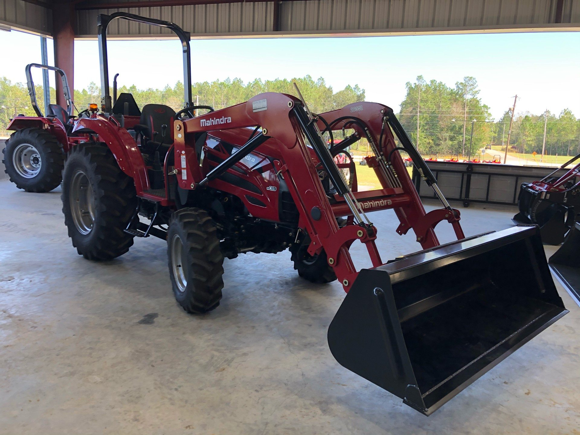 2020 Mahindra 2655 Shuttle OS in Saucier, Mississippi - Photo 1