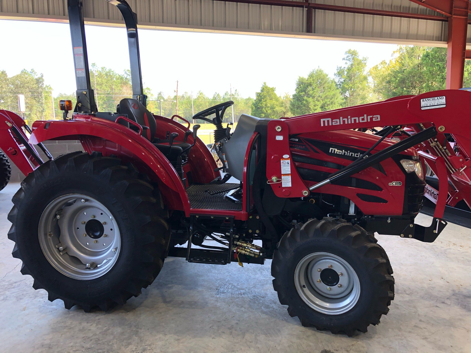 2020 Mahindra 2655 Shuttle OS in Saucier, Mississippi - Photo 2