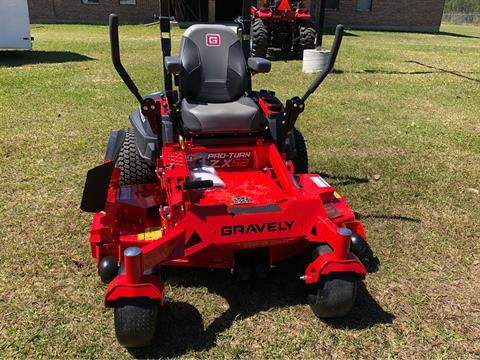 2019 Gravely USA Pro-Turn ZX 52 in. Kawasaki FX691V 22 hp in Saucier, Mississippi - Photo 1