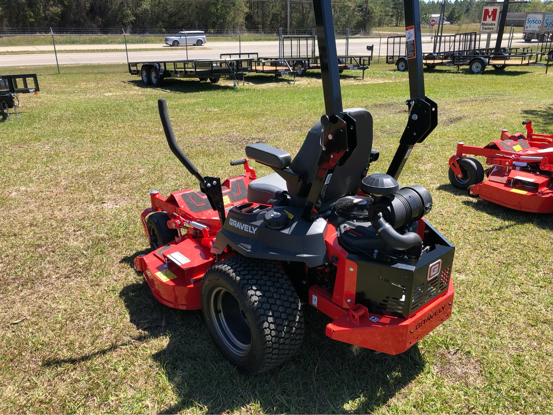 2019 Gravely USA Pro-Turn ZX 52 in. Kawasaki FX691V 22 hp in Saucier, Mississippi - Photo 5